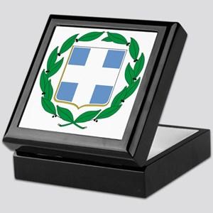 Greece Keepsake Box